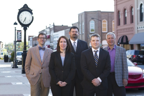 Our Attorneys at Homesley &alt; Wingo Law Group PLLC